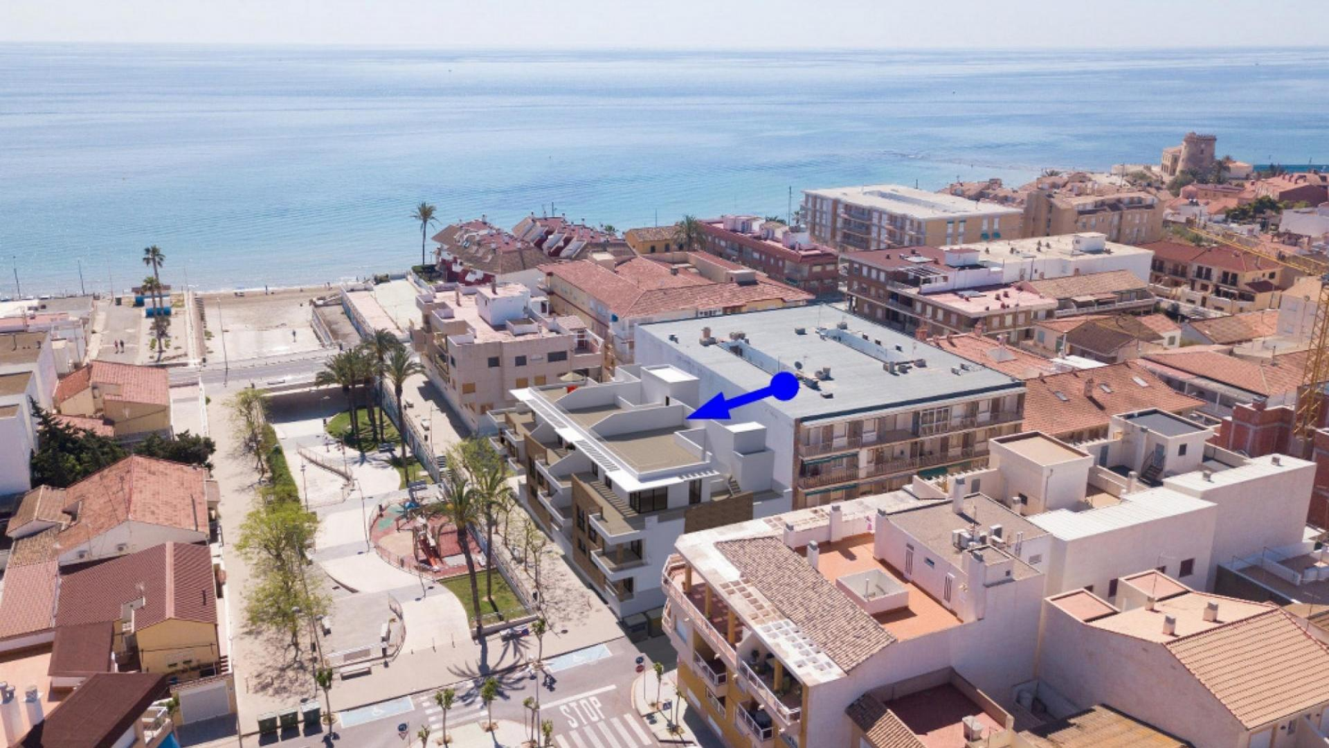 Vista Azul XXXIII - Torre de la Horadada