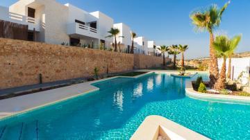 Los Lagos - La Finca golf (Algorfa) - Medvilla Spanje