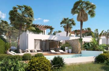 Makalu villas - Font de Llop golf Alicante - Medvilla Spanje