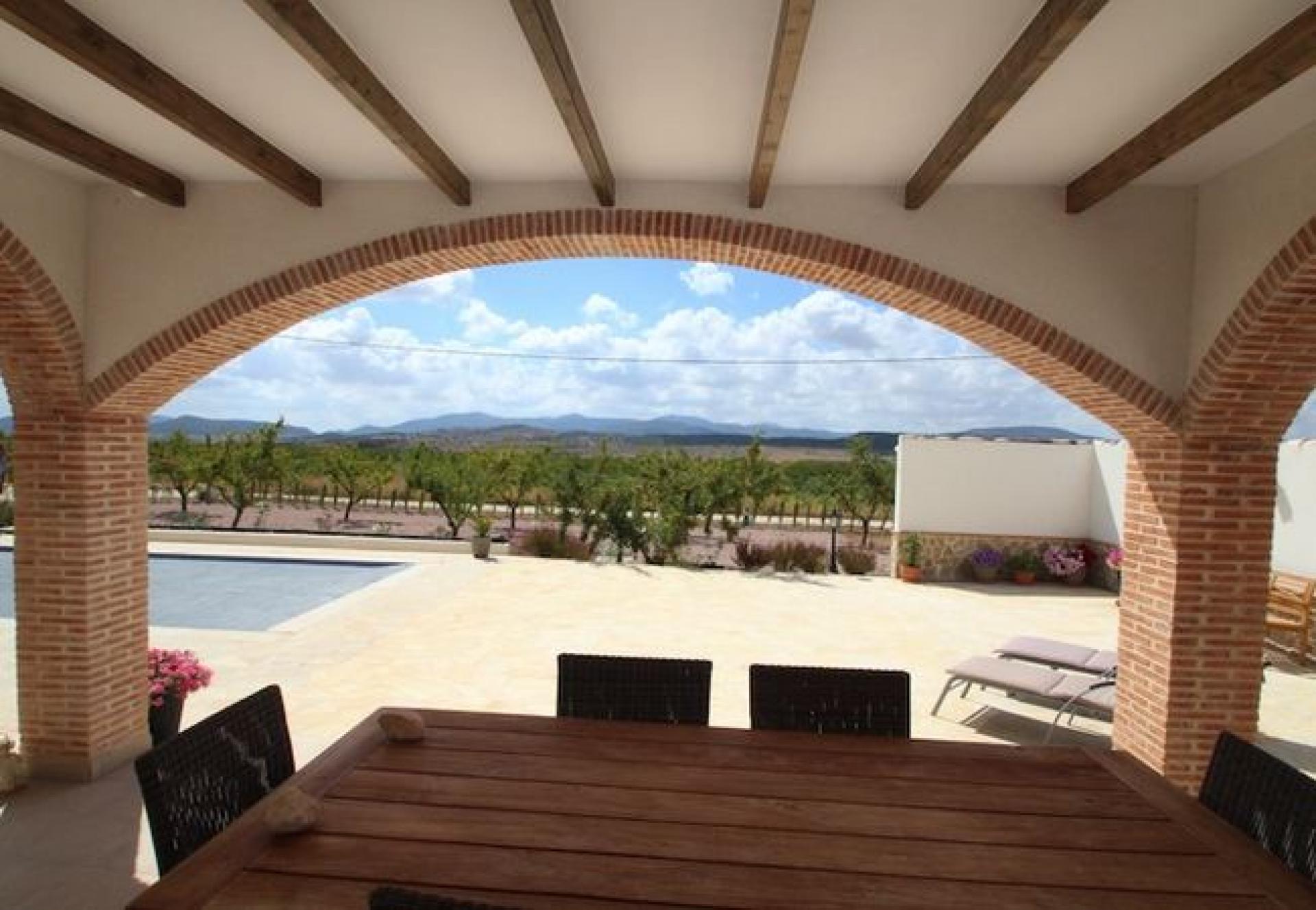 Nouvelle villa sur plan à construire sur la Costa Blanca in Medvilla Spanje