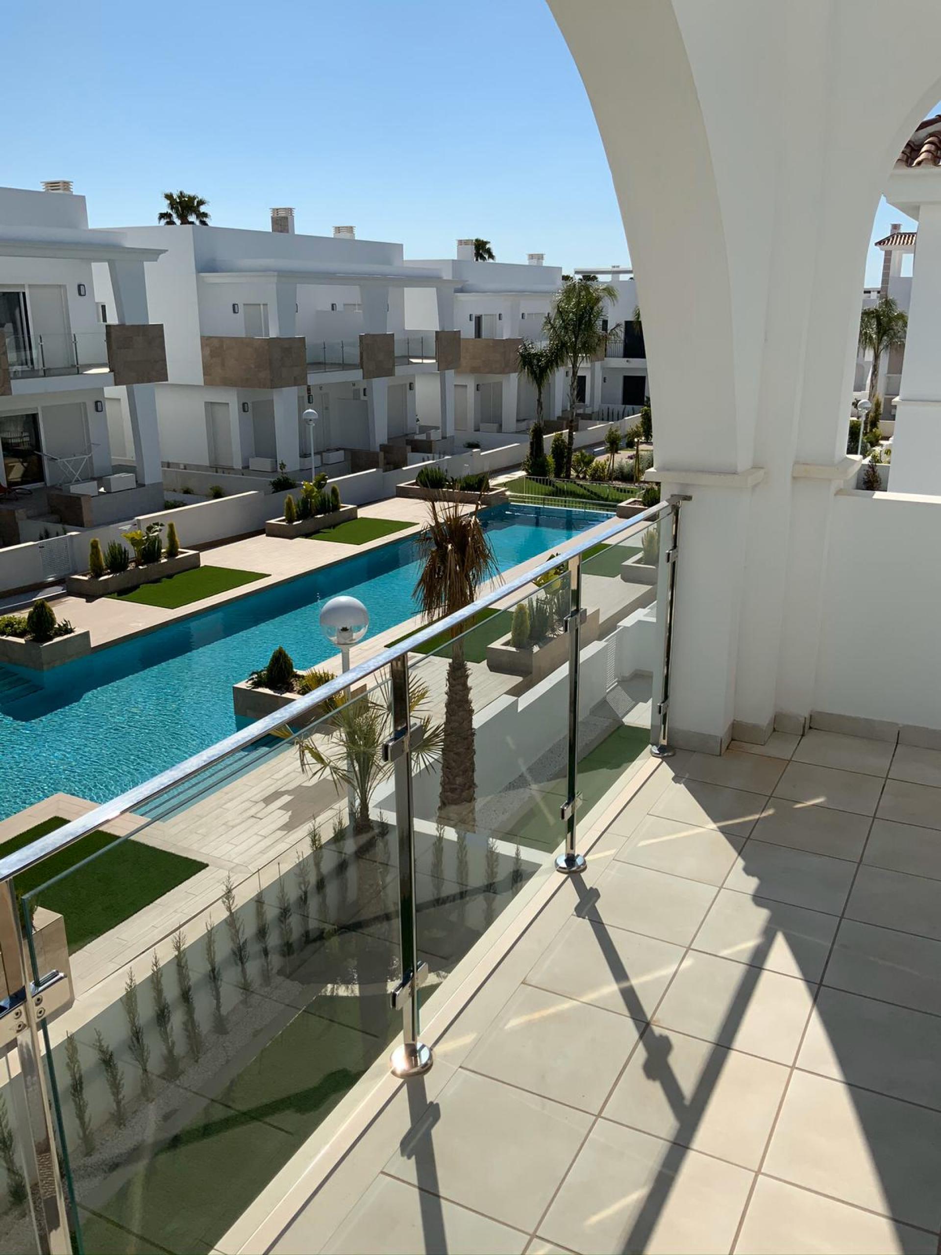 Appartement au rez-de-chaussée Dona Pepa, Ciudad Quesada in Medvilla Spanje