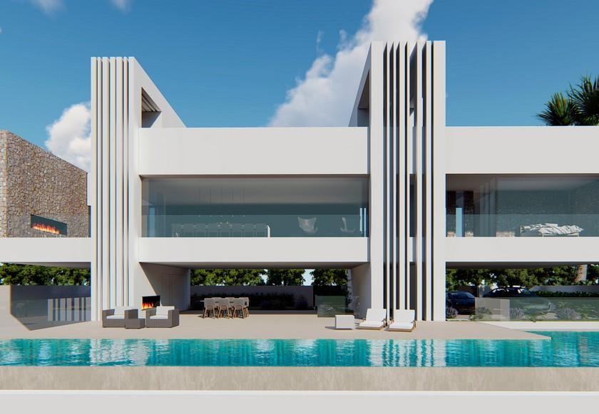 Rojales - Villa Skybox avec 5 chambres à vendre Costa Blanca. in Medvilla Spanje