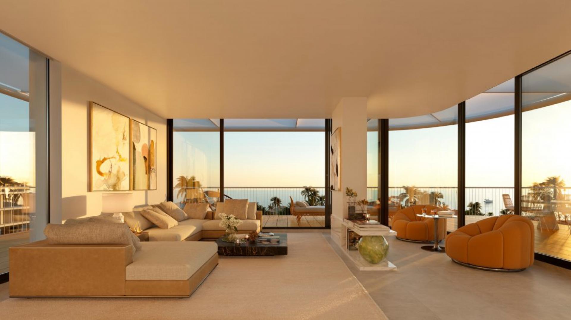 Denia - Appartements sur la plage de Denia in Medvilla Spanje