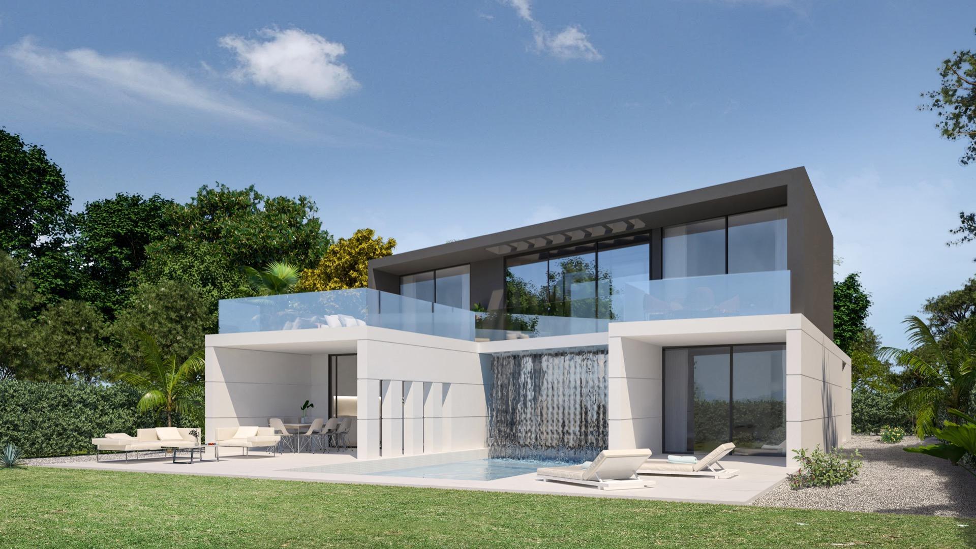 Villa à Altaona Village, Costa Cálida, Espagne in Medvilla Spanje