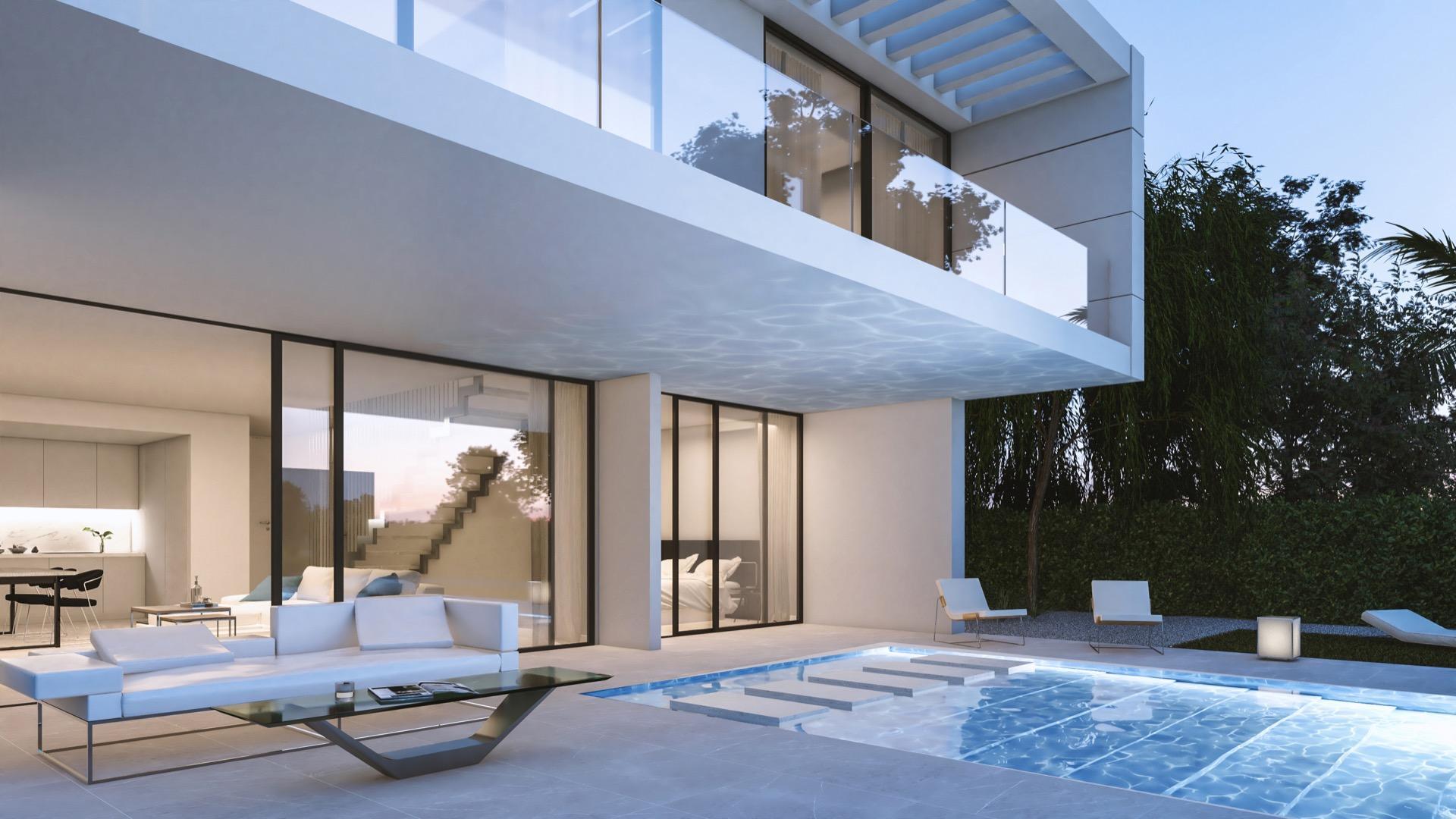 Villa à vendre Costa Cálida, Espagne in Medvilla Spanje