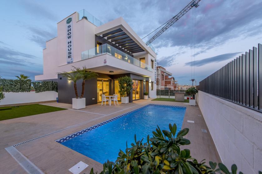 Nouveau projet dans le sud d'Alicante in Medvilla Spanje