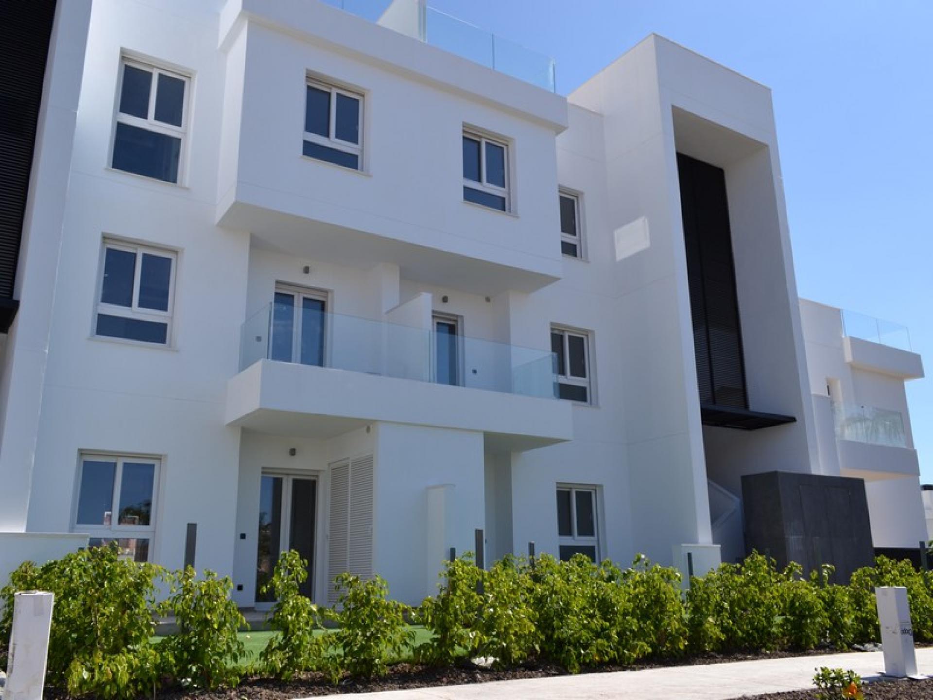 Appartements de luxe au dernier étage à Punta Prima, Orihuela Costa in Medvilla Spanje