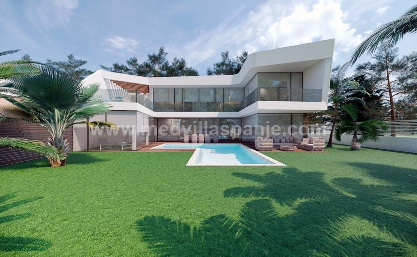 Belle villa de luxe à Altea, Costa Blanca Nord in Medvilla Spanje