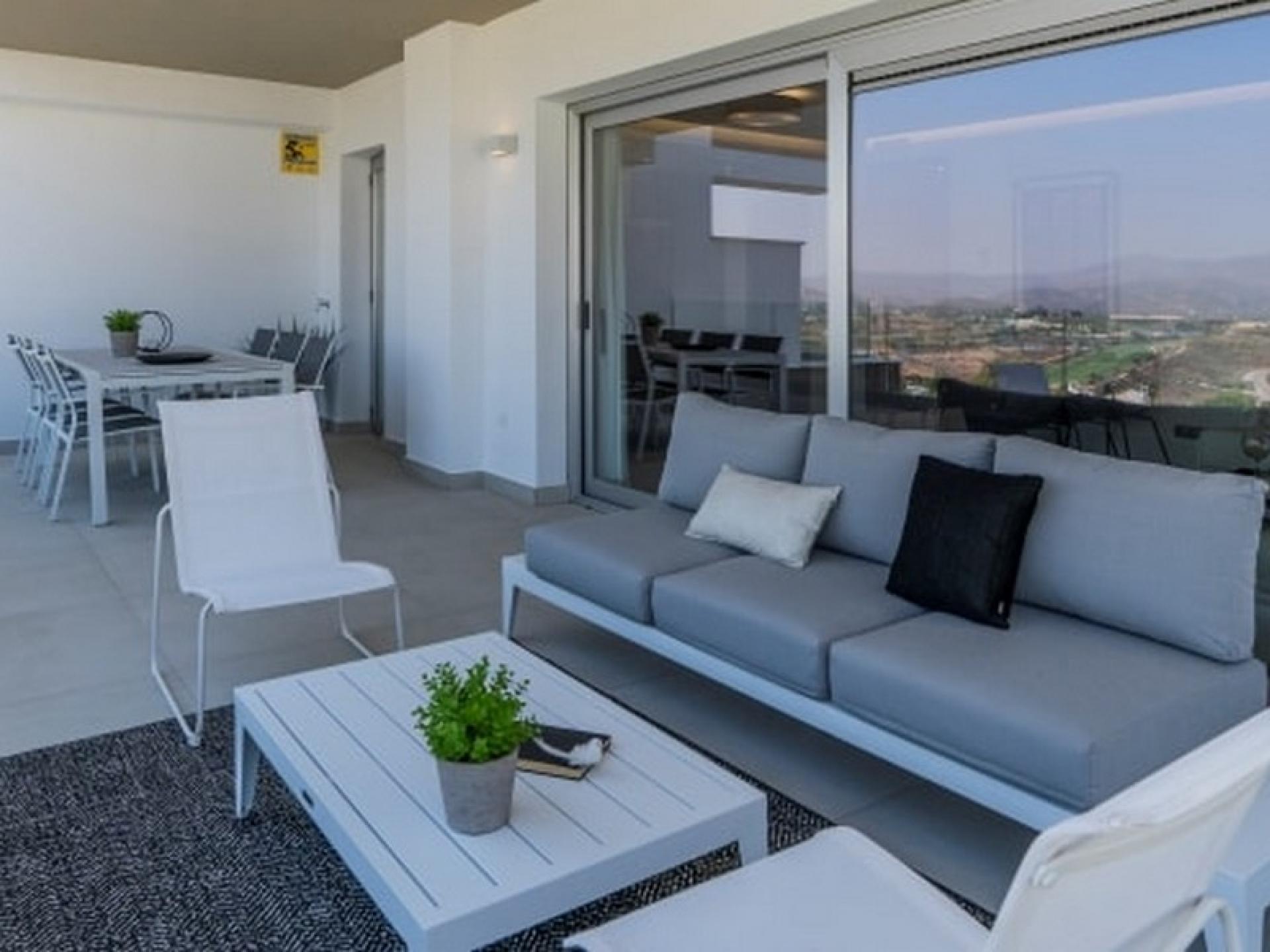 Appartement à La Cala Golf Resort à Mijas, Marbella Est in Medvilla Spanje