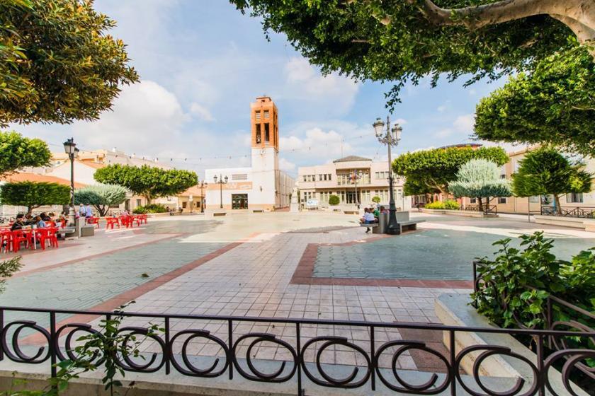 Formentera del SeguraMedvilla Spanje