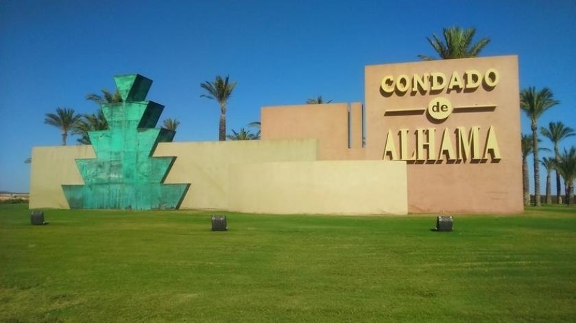 Condado de AlhamaMedvilla Spanje