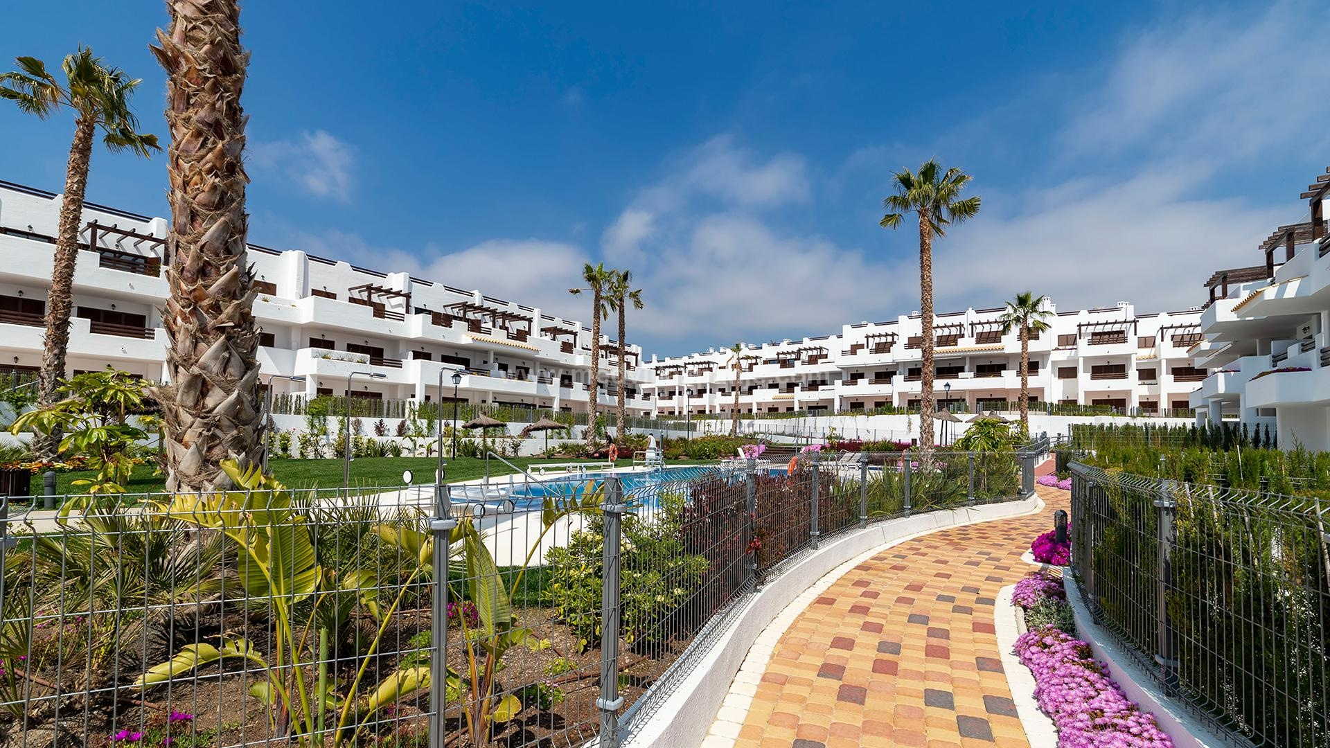 Mar De Pulpi phase 5 - Appartement San Juan de Los Terreros in Medvilla Spanje