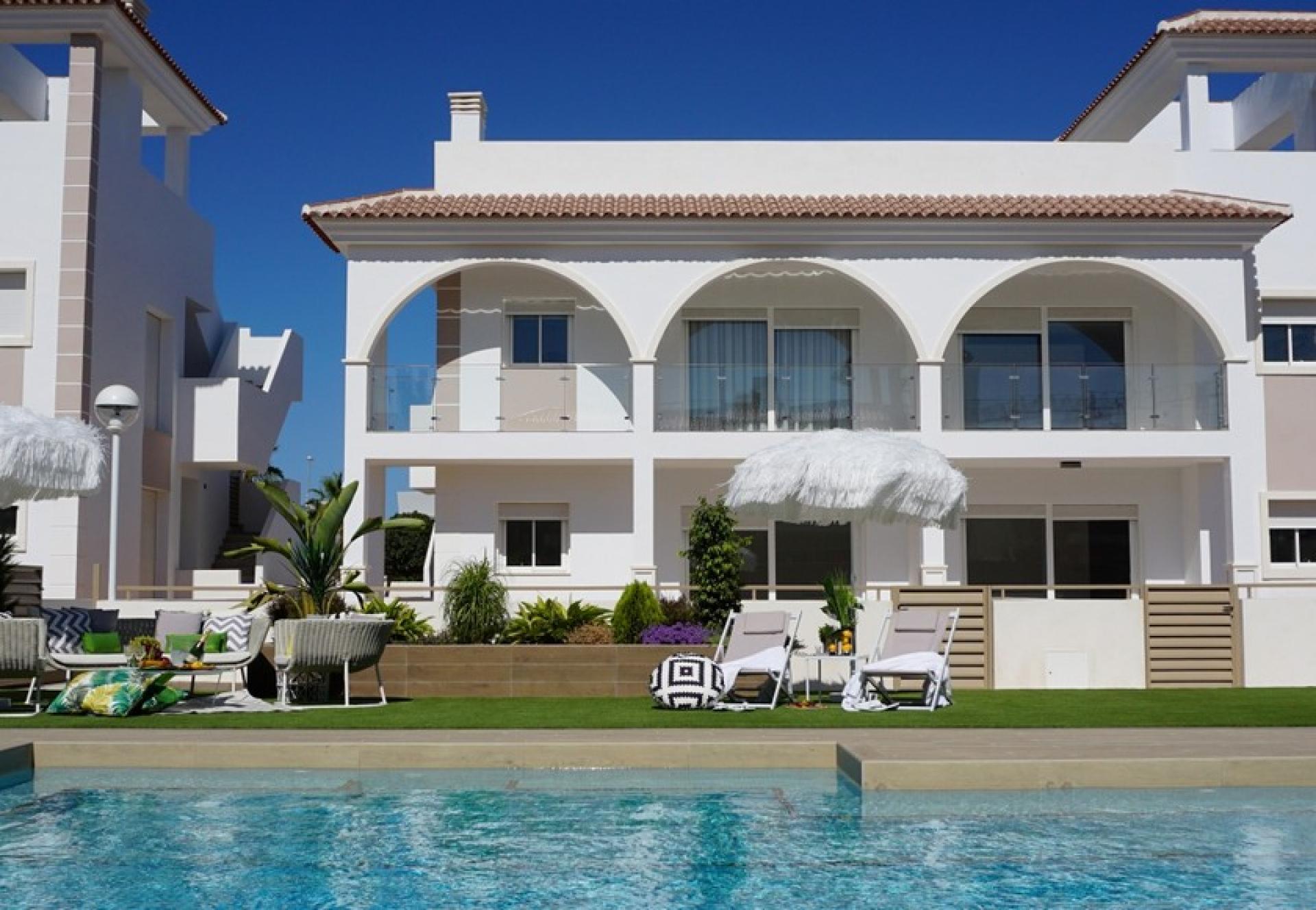 Appartement au rez-de-chaussée prêt à emménager Dona Pepa, Ciudad Quesada in Medvilla Spanje