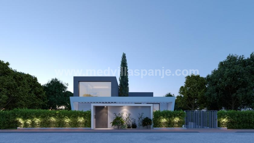 Olimpo villa Altaona golf et country village in Medvilla Spanje